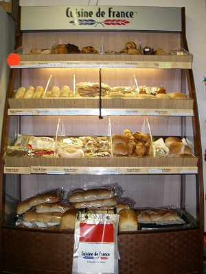 In-store DeliFrance bakery